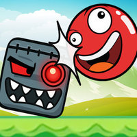 Ball Hero Adventure: Red Ball Bounce