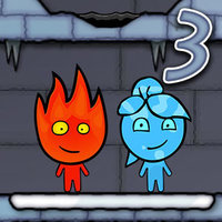 Fireboy and Watergirl: The Ice Temple
